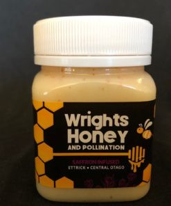Saffron infused honey from Honey by Wrights - 2