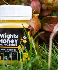 Dandelion Honey made by Honey by Wrights in Central Otago, New Zealand - 2