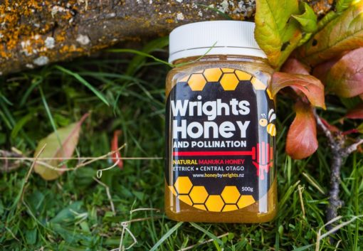 Manuka Honey made by Honey by Wrights in Central Otago, New Zealand - 2