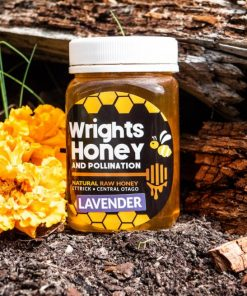 Lavender Honey 2 - Wrights Honey