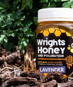 Lavender Honey - Wrights Honey