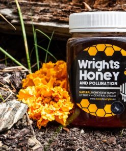 Natural Honeydew Honey 2 - Wrights Honey 1kg