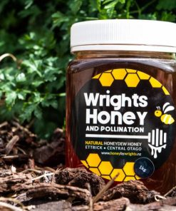 Natural Honeydew Honey - Wrights Honey 1kg